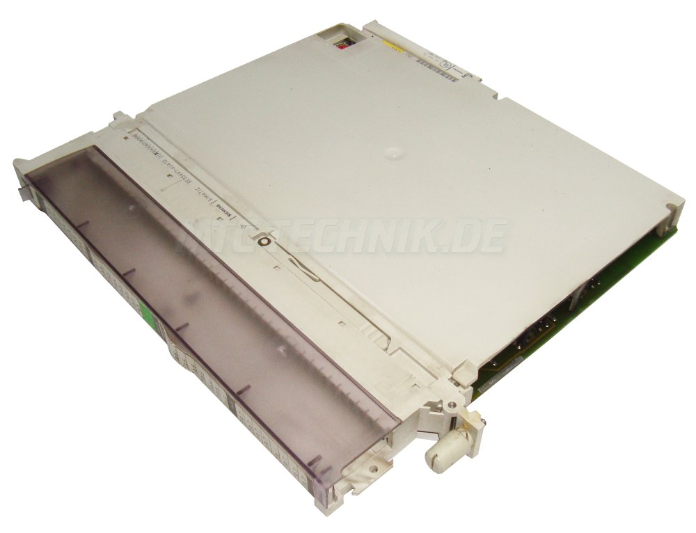 1 Siemens Digitalausgabe 6es5441-4ua13 Simatic S5