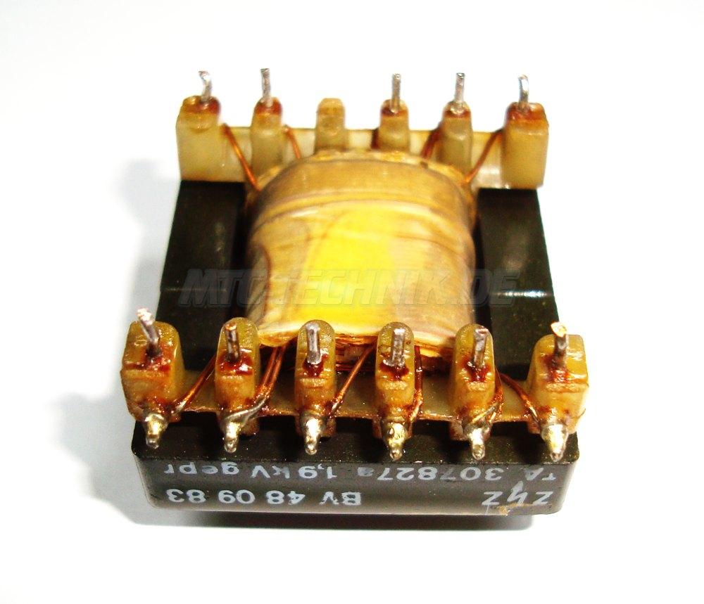3 Steuertransformator Ta307827 Siemens Bv480983 Im Shop