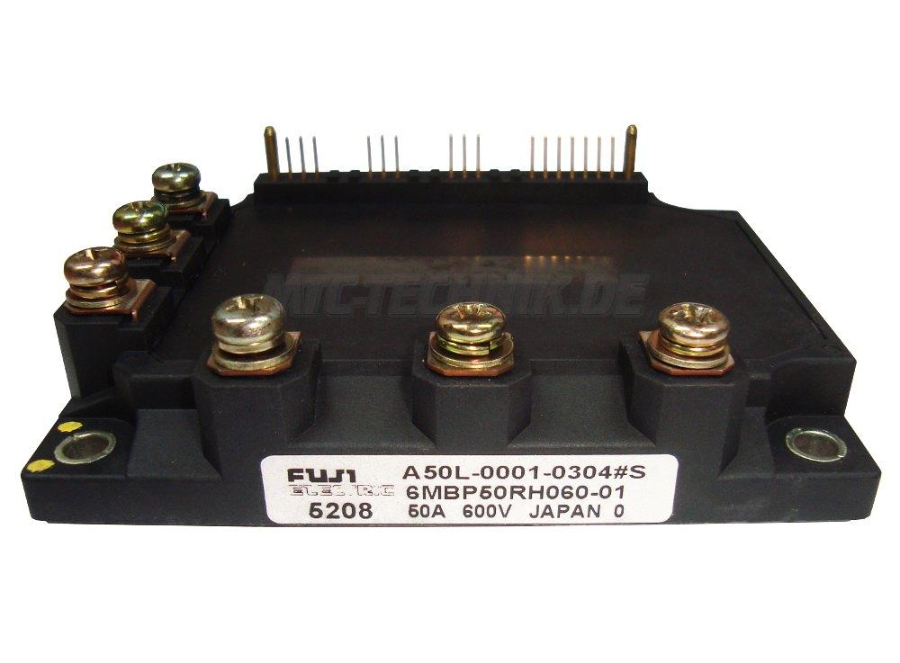 Fuji Leistungsmodul 6mbp50rh060-01 Bestellen A50l-0001-0304-s