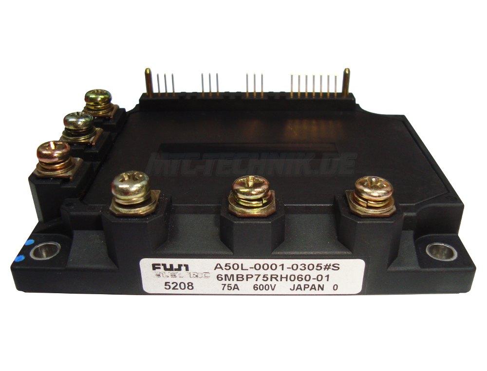 Fuji Electric 6mbp75rh060-01 Igbt Modul Bestellen