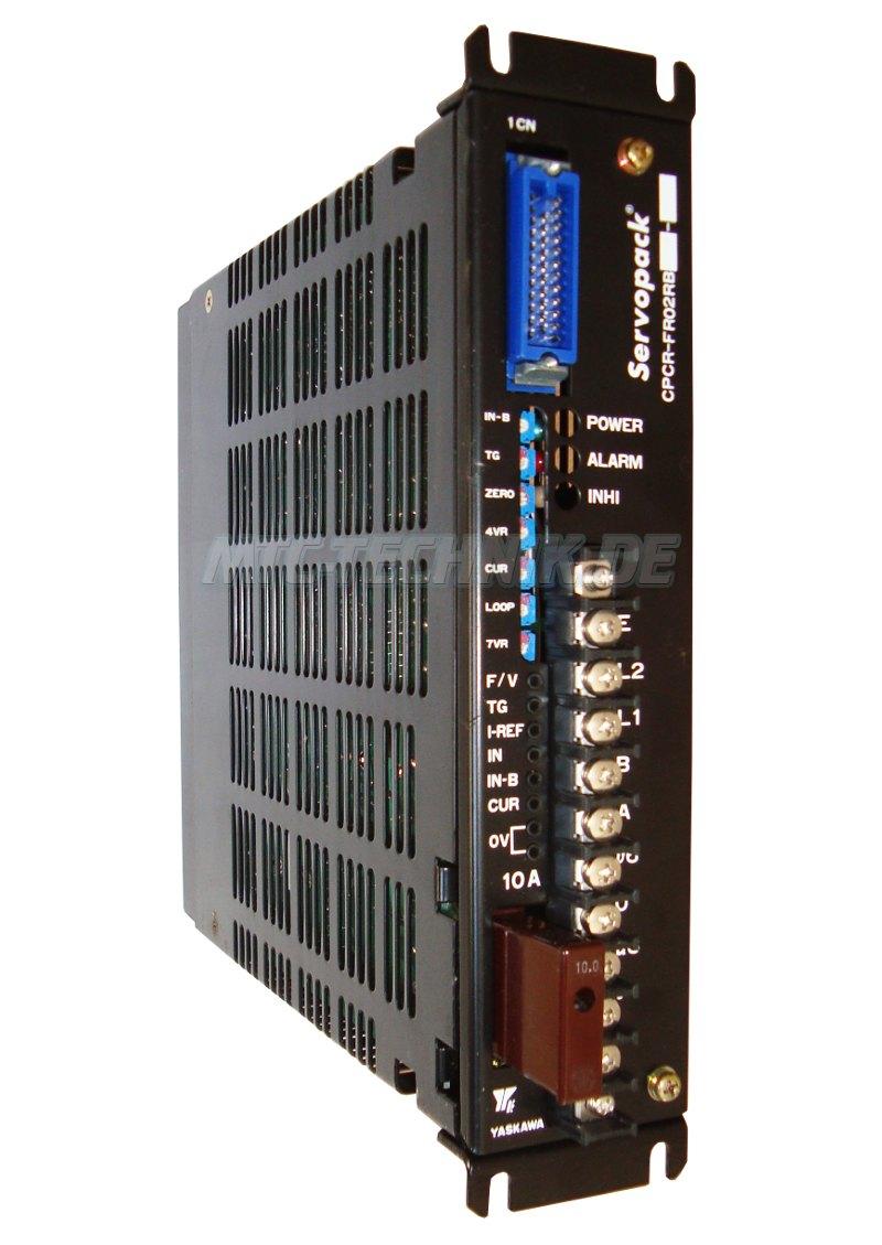 1 Yaskawa Frequenzumrichter Cpcr-fr02rb Mit Garantie