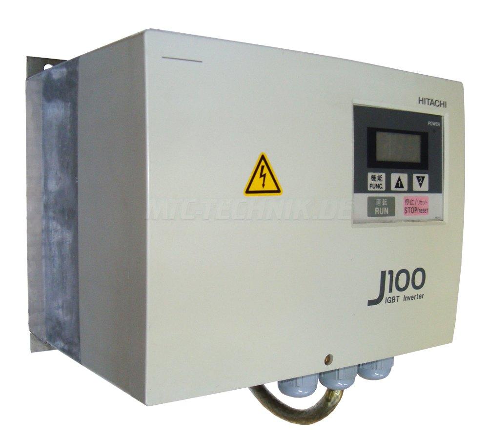 2 Exchange Igbt Inverter J100-011hfe Hitachi