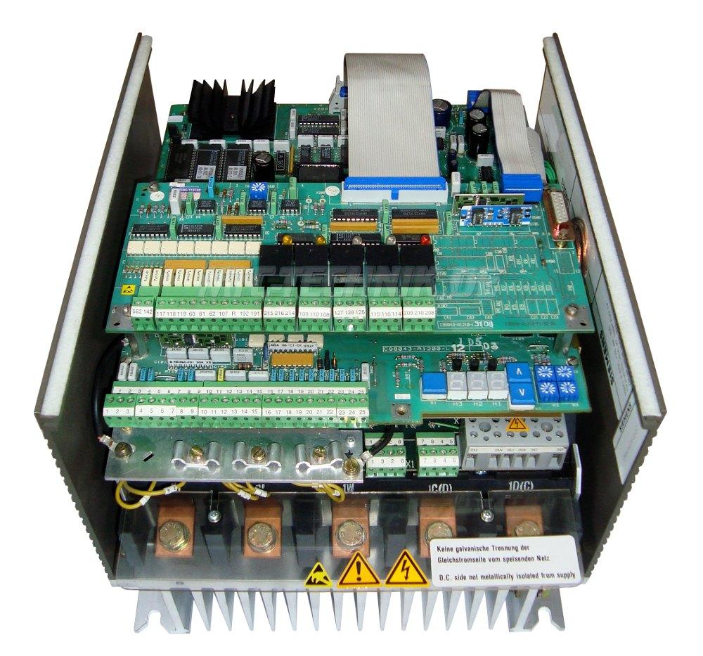 2 Online Shop 6ra2228-6dv62-0 Siemens Dc-drive