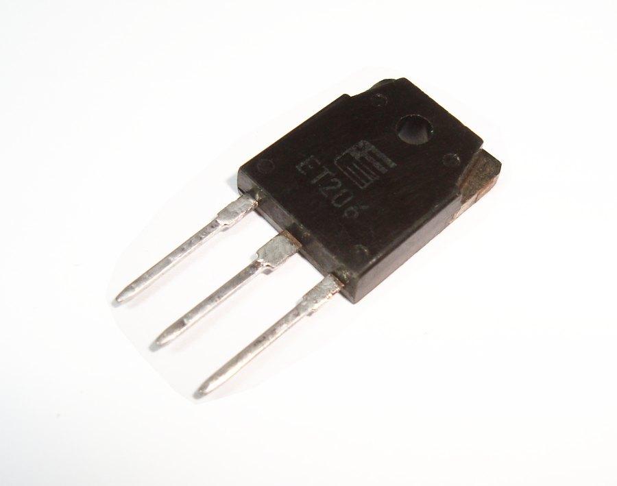 Fuji Npn Transistor Et206 Online Shop