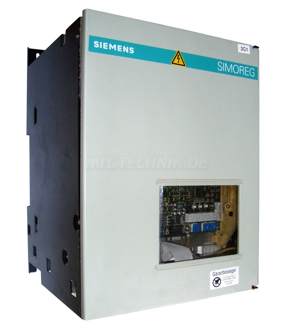 1 Siemens Gleichstromantrieb 6ra2418-6ds22-0 Online Shop