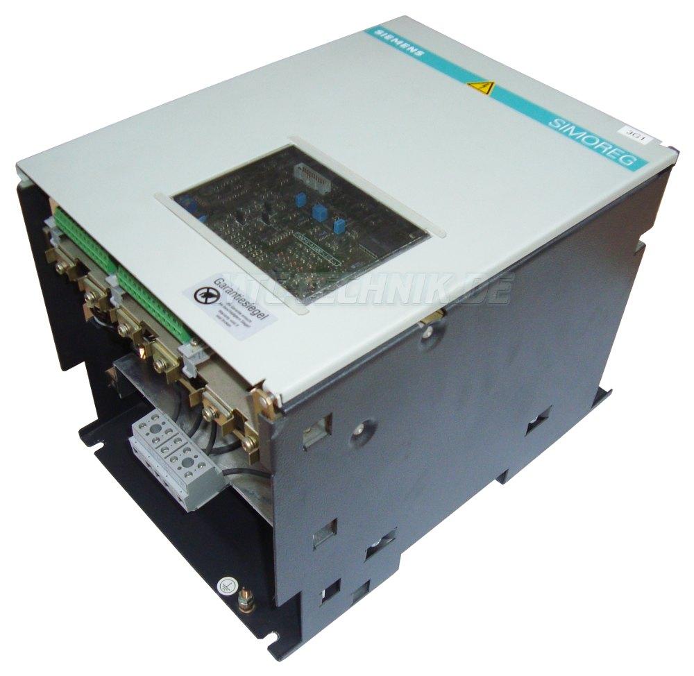 3 Siemens Austausch 6ra2418-6ds22-0 Gleichstromantrieb Mit Garantie