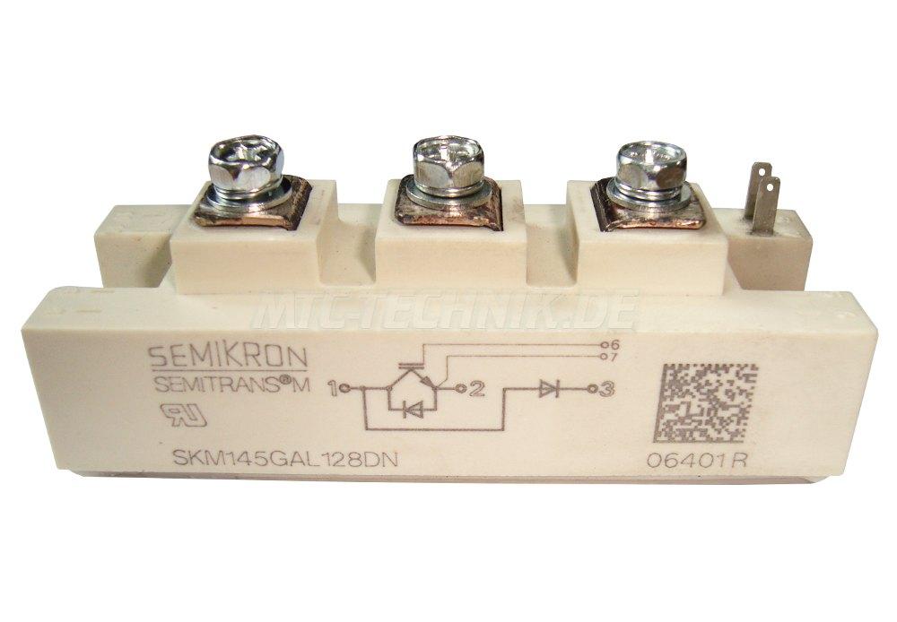 1 Semikron Igbt Modul Skm145gal128dn Bestellen