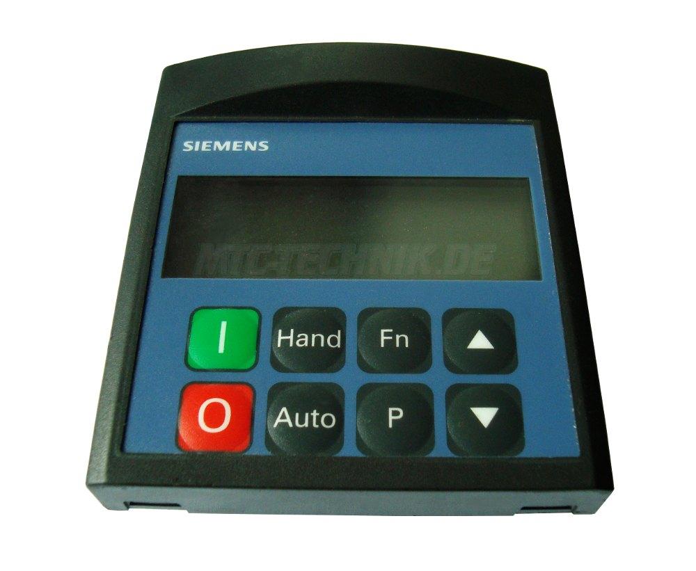 2 Online Shop Siemens 1795l810a Micromaster 436 Panel