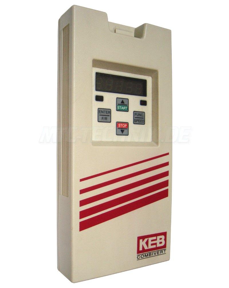 1 Keb Bedienfeld 00.f5.060-1000 Shop