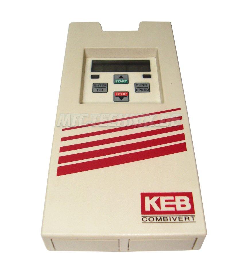 2 Keb Combivert 00.f5.060-1000 Standard Keyboard