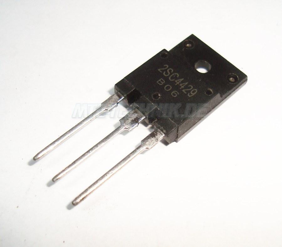 Sanyo Transistor 2sc4429 Shop