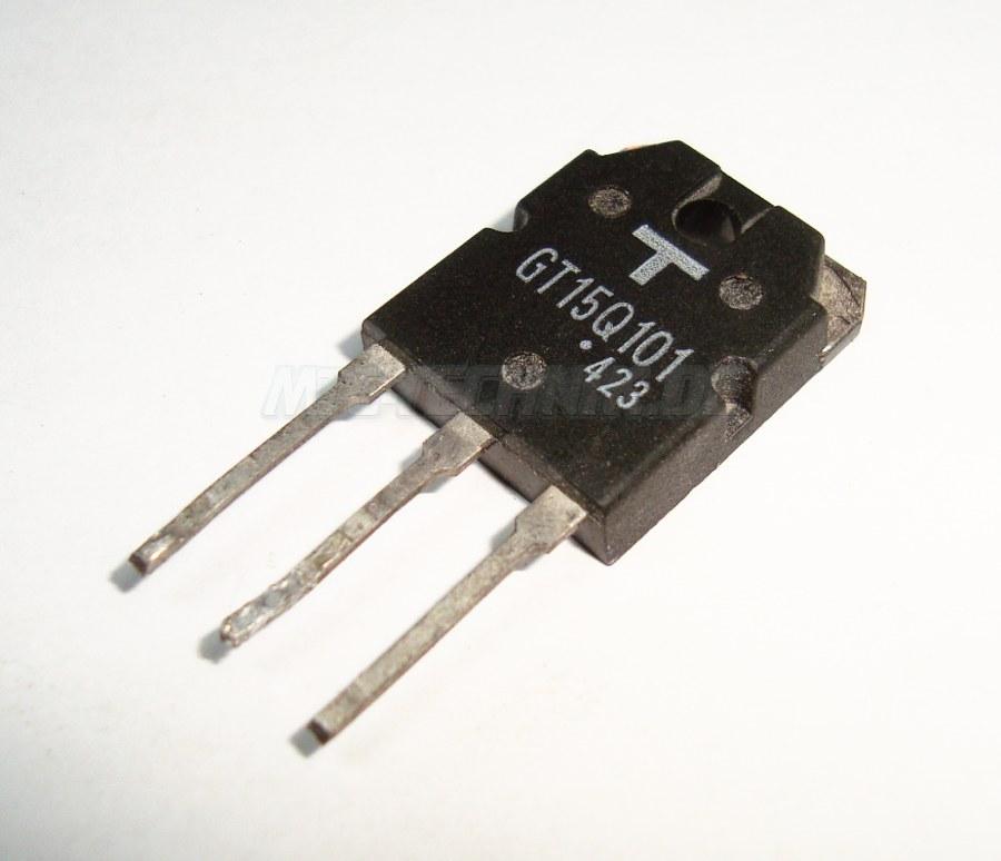 1 Toshiba Shop Gt15q101 Igbt Transistor