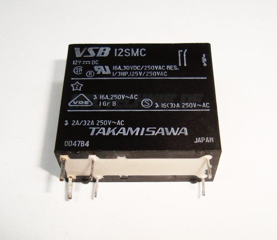 1 Takamisawa Pcb Relay Vsb12smc Shop