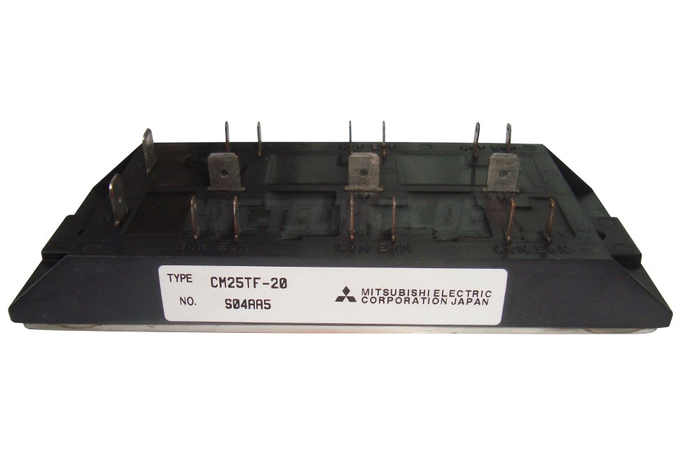 1 Mitsubishi Online Shop Cm25tf-20 Igbt Transistor