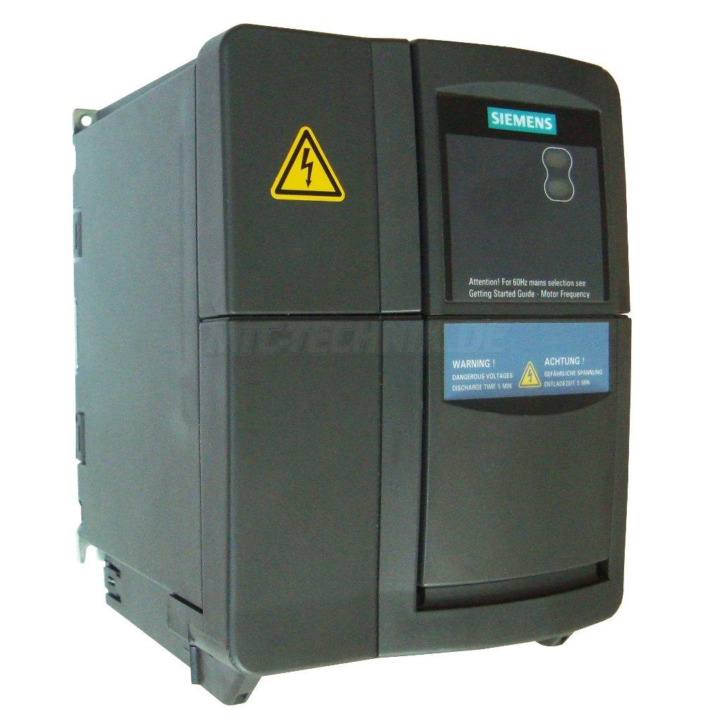 1 Siemens Micromaster 6se6440-2ad24-0ba1 Frequenzumrichter Shop