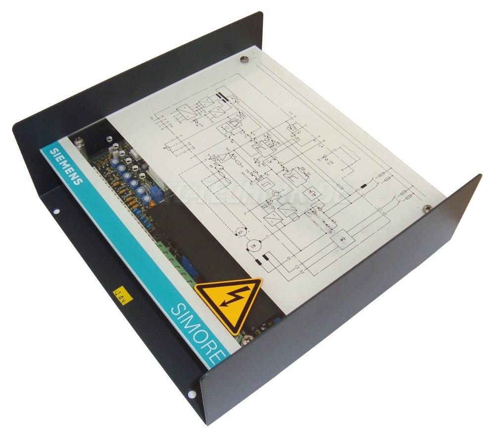 3 Online Shop Siemens 6ra2203-8dd20-1 Simoreg Stromrichter