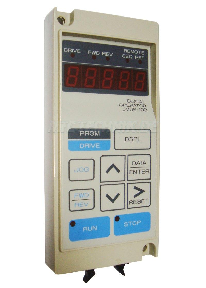 1 Yaskawa Digital Operator Jvop-100 Bestellen