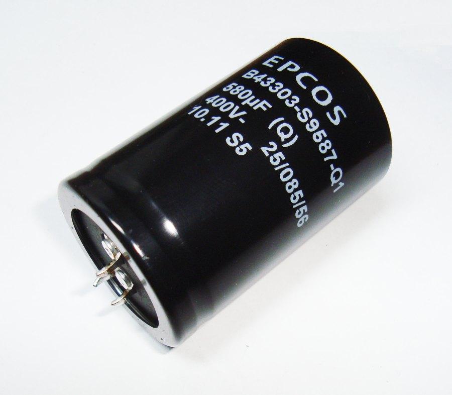 Epcos Kondensator B43303-s9587-q1 Bestellen
