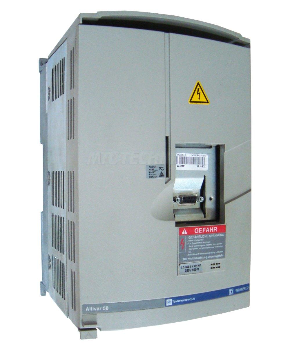 1 Verkauf Telemecanique Atv58hu90n4 Frequenzumrichter