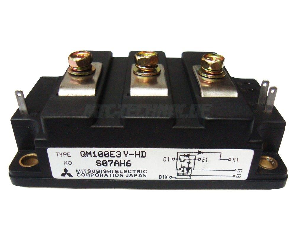 1 Mitsubishi Power Module Qm100e3y-hd