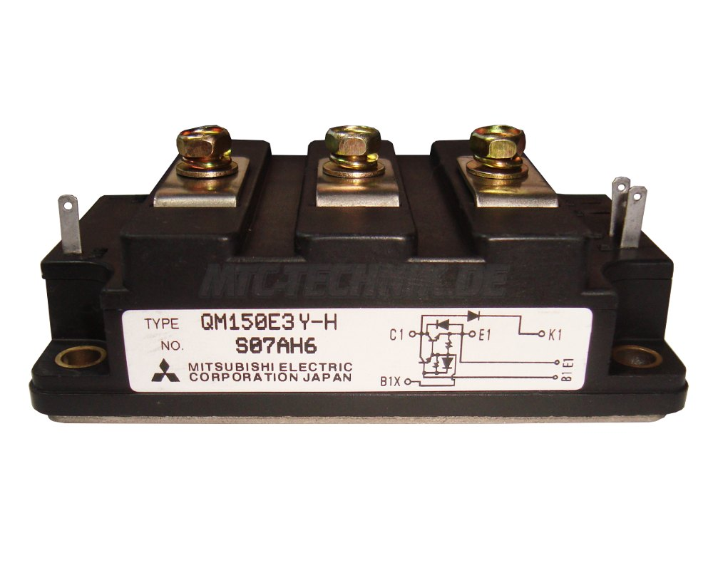1 Leistungsmodul Qm150e3y-h Mitsubishi Shop