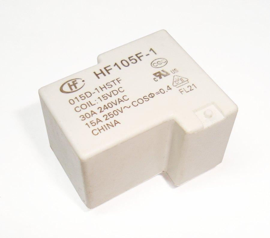 1 Hongfa Power Relais Hf105f-1 Shop