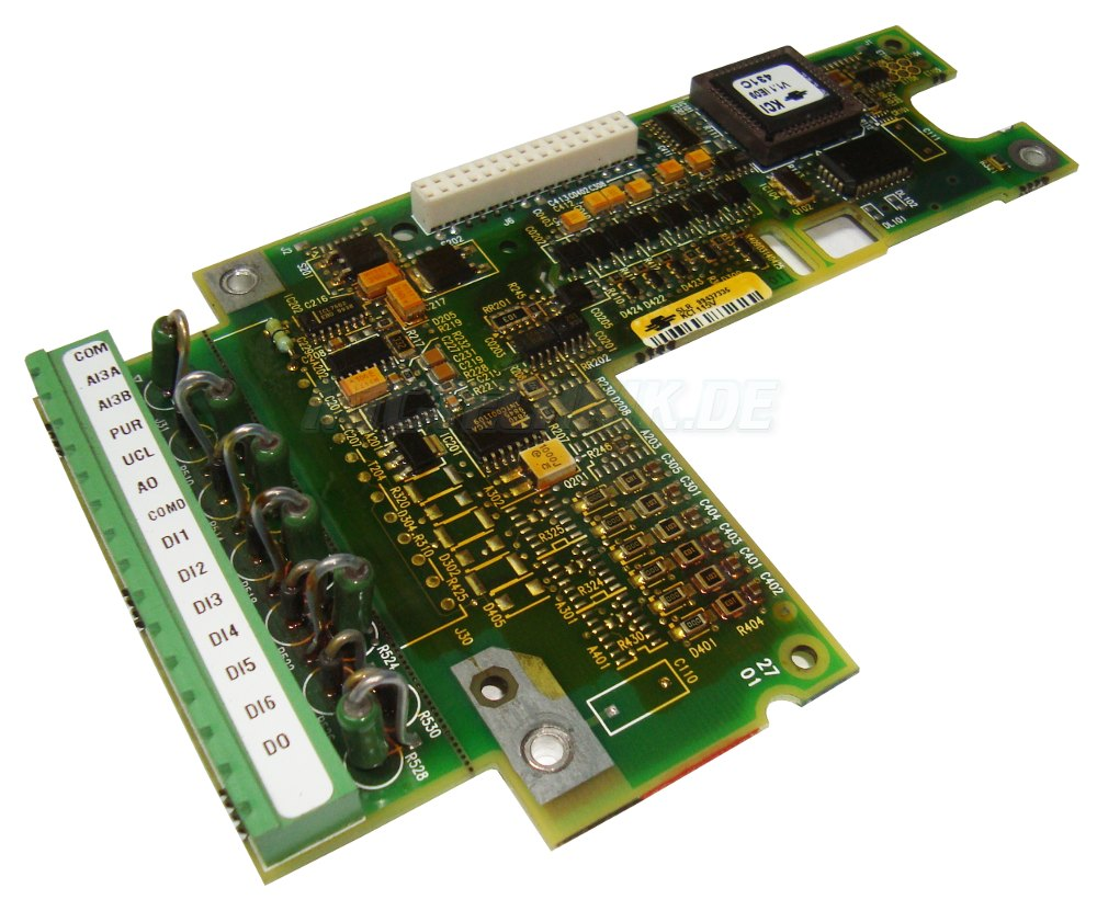 2 Optional Board Kci115v Altivar 58