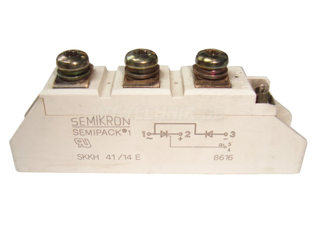 1 Semikron Shop Skkh41-14e Thyristor Module