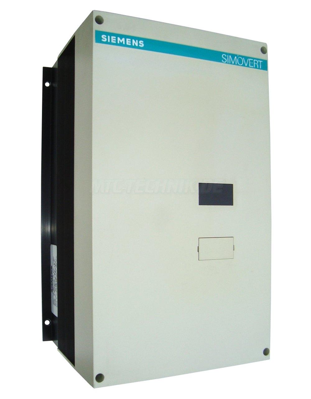 1 Frequenzumrichter 6se2105-3aa00 Simovert-p Shop