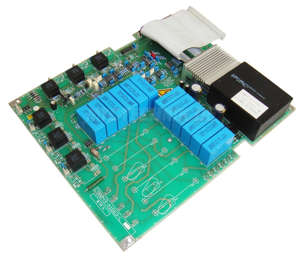 2 Simoreg Karte C98043-a1663-l12-08 Mit Garantie
