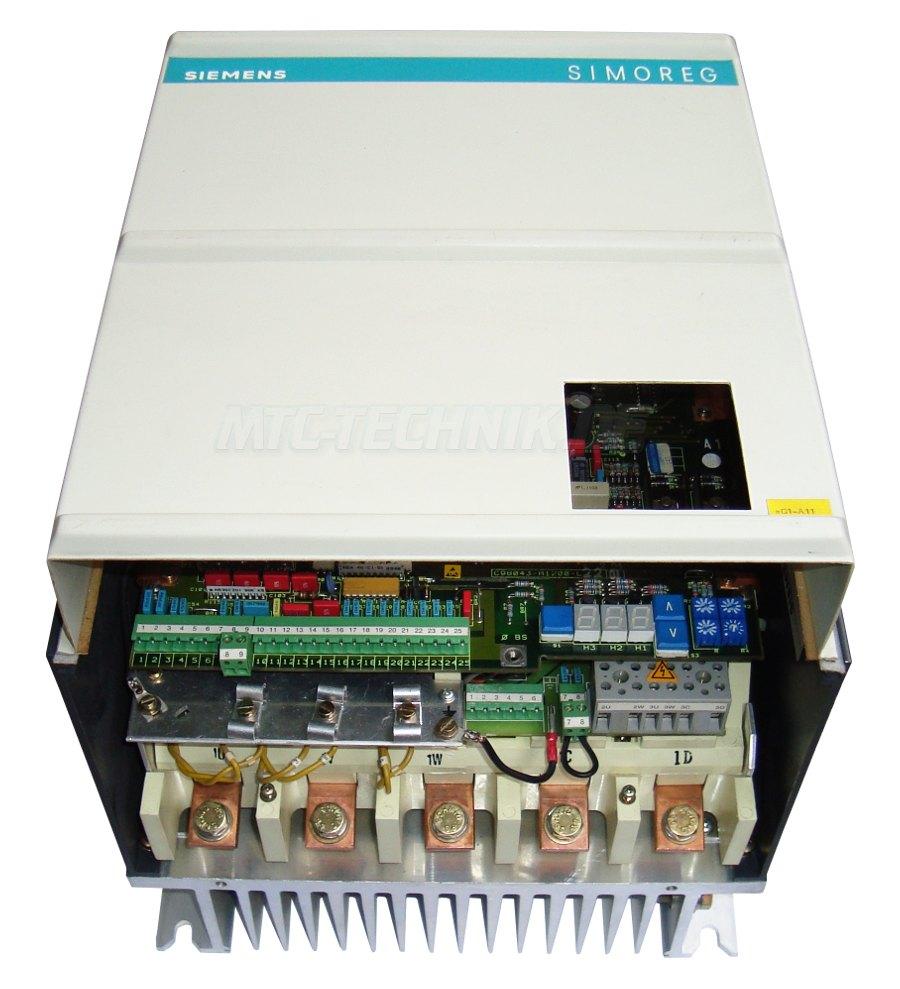 1 Online Shop 6ra2228-6ds22-0 Siemens Gleichstromantrieb