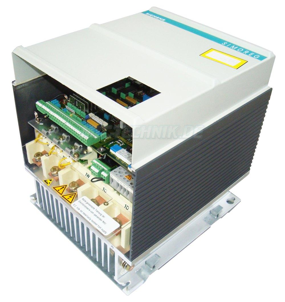 2 Austausch Siemens 6ra2228-6ds22-0 Simoreg