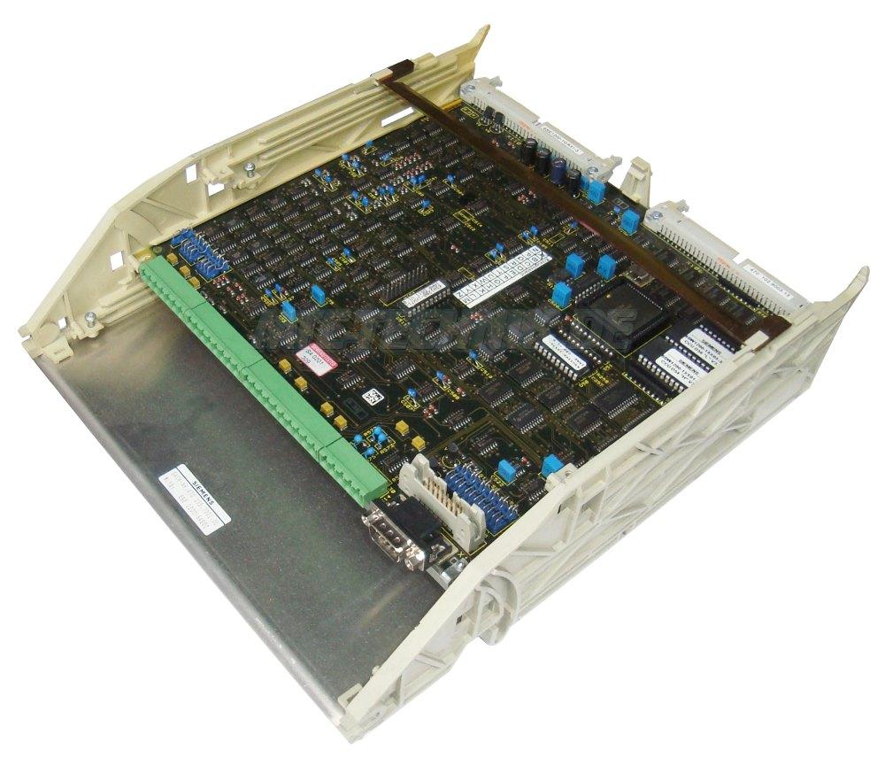 2 Main Board 6se1200-1ga31-3 Siemens 6se1200-6ab00