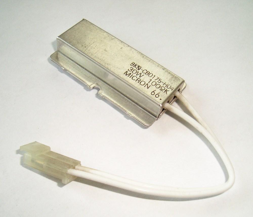 1 Micron Widerstand Bko-cb0175-h04 Shop