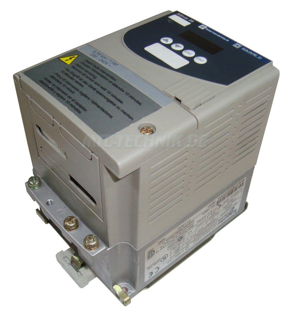 3 Frequency Inverter Atv28hu18m2 With Warranty
