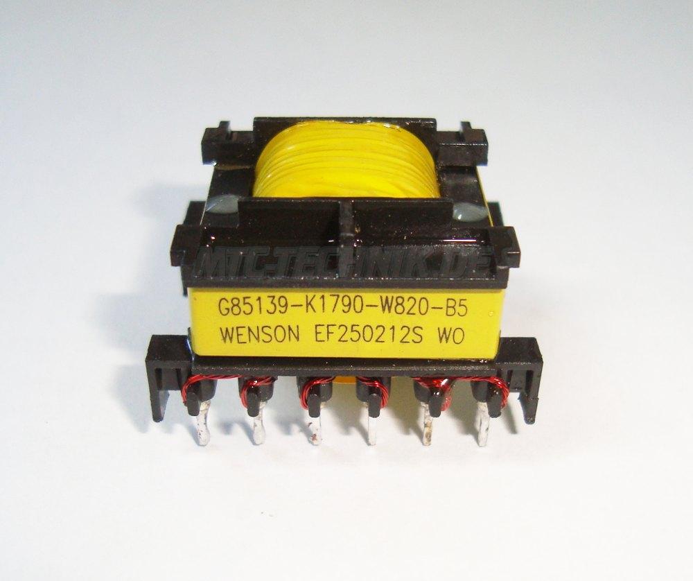 1 Siemens Transformator G85139-k1790-w820-b5