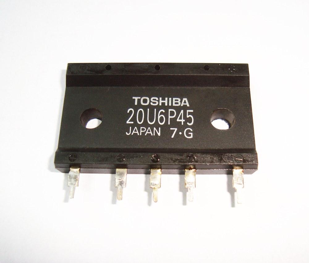 1 Toshiba Dioden Gleichrichter 20u6p45