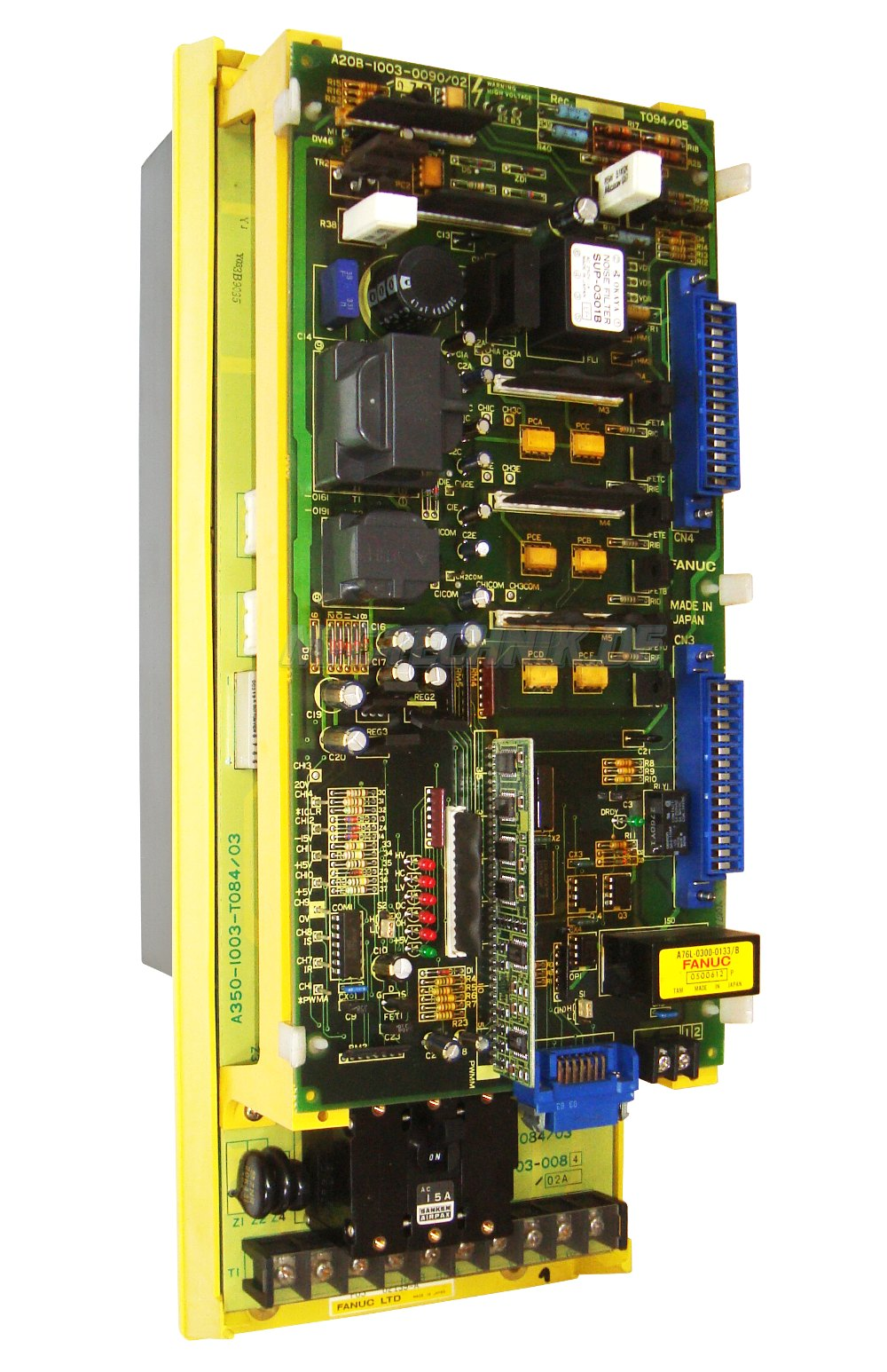 1 Online Shop A06b-6058-h025 Fanuc Achsmodul