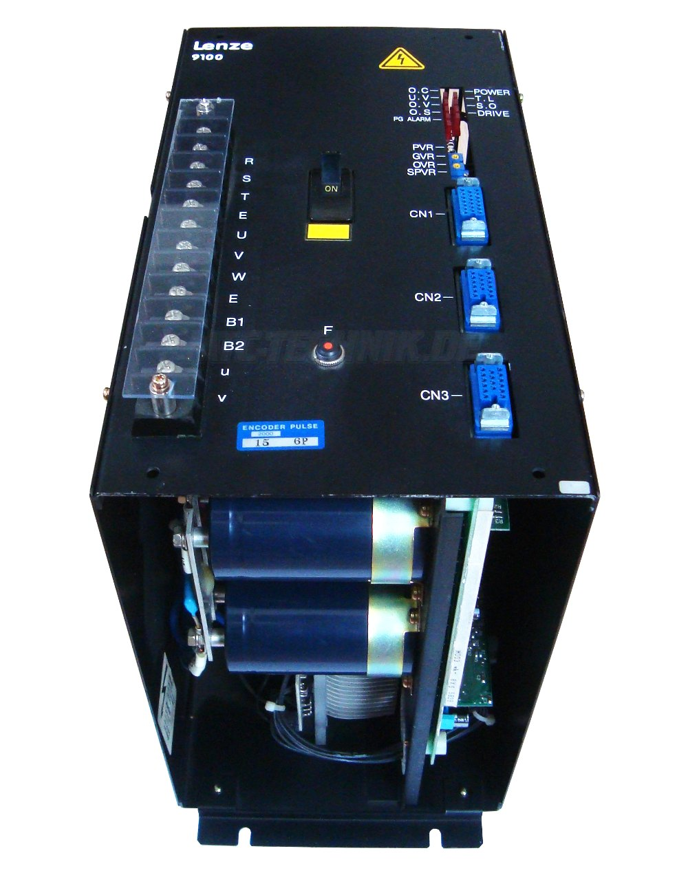 2 Frequenzumrichter 9146b Artikel 331096 Mit Garantie