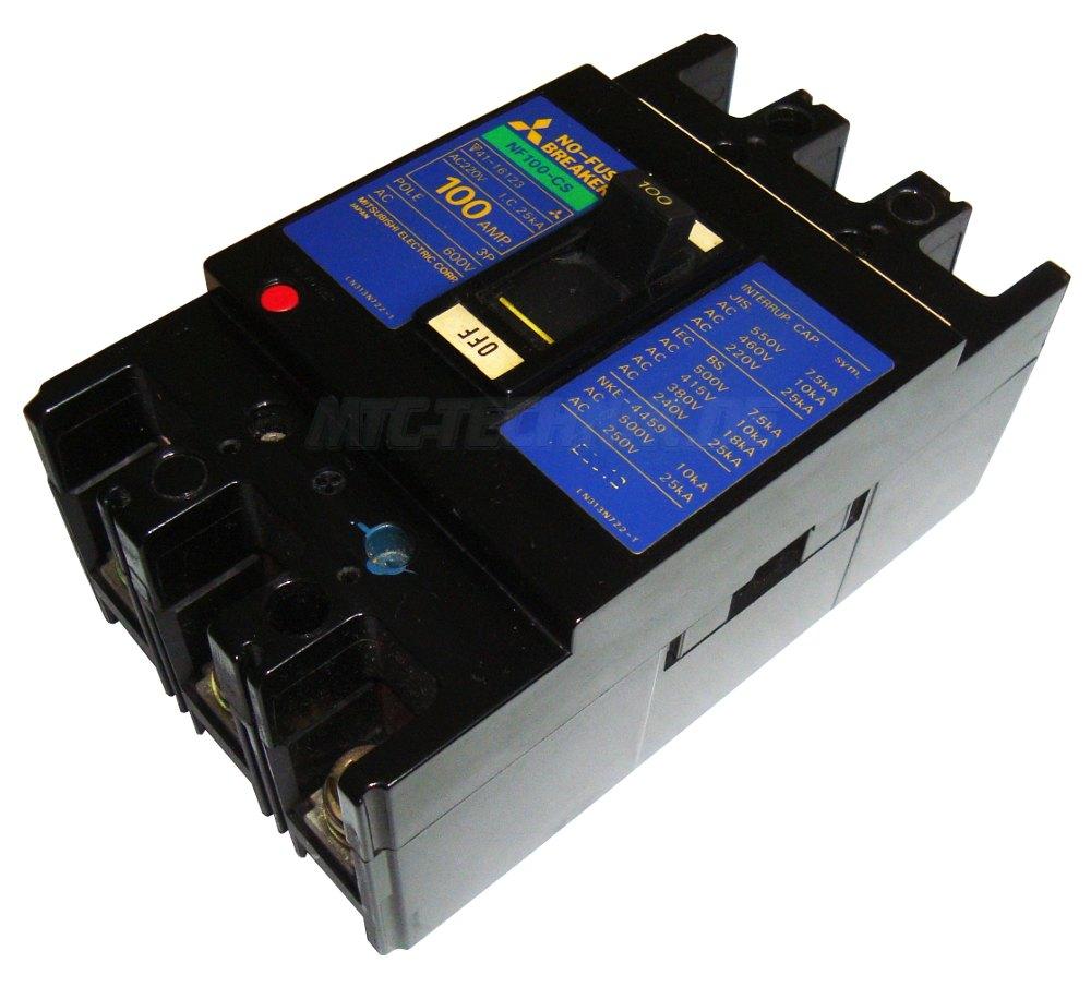 3 Sicherungs Automat Nf100-cs Shop