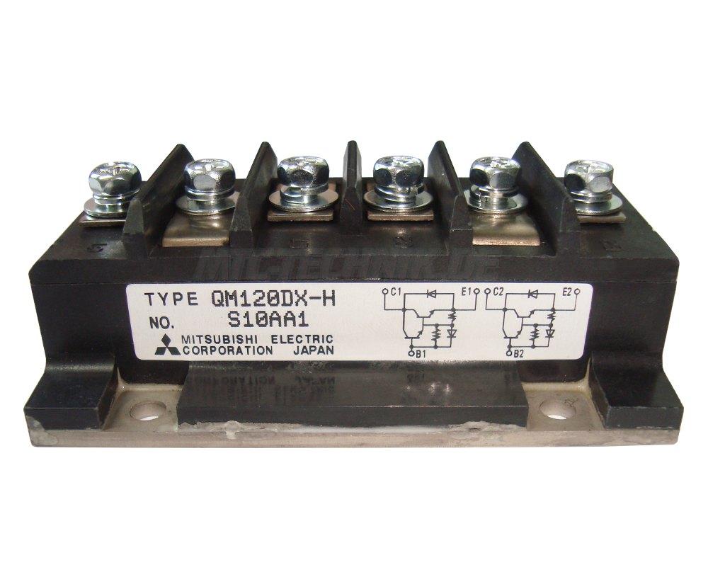 1 Mitsubishi Qm120dx-h Shop Power Module