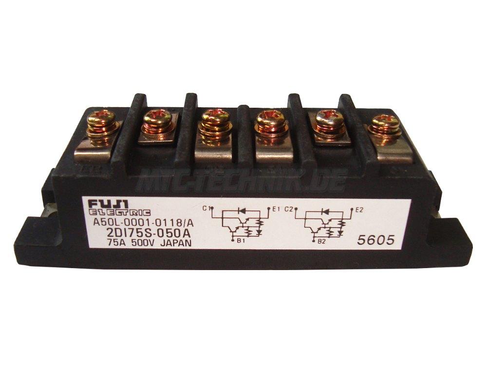 1 Fuji Power Module 2di75s-050a Shop