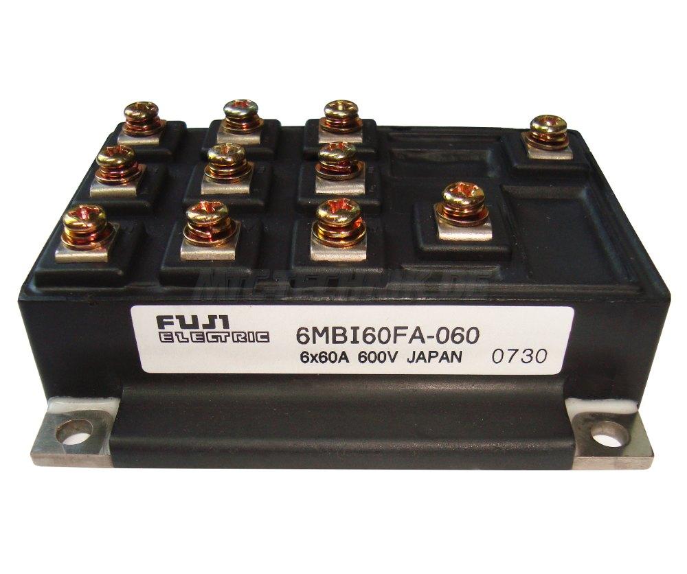 1 Fuji Igbt Power Module 6mbi60fa-060 Shop Bestellen