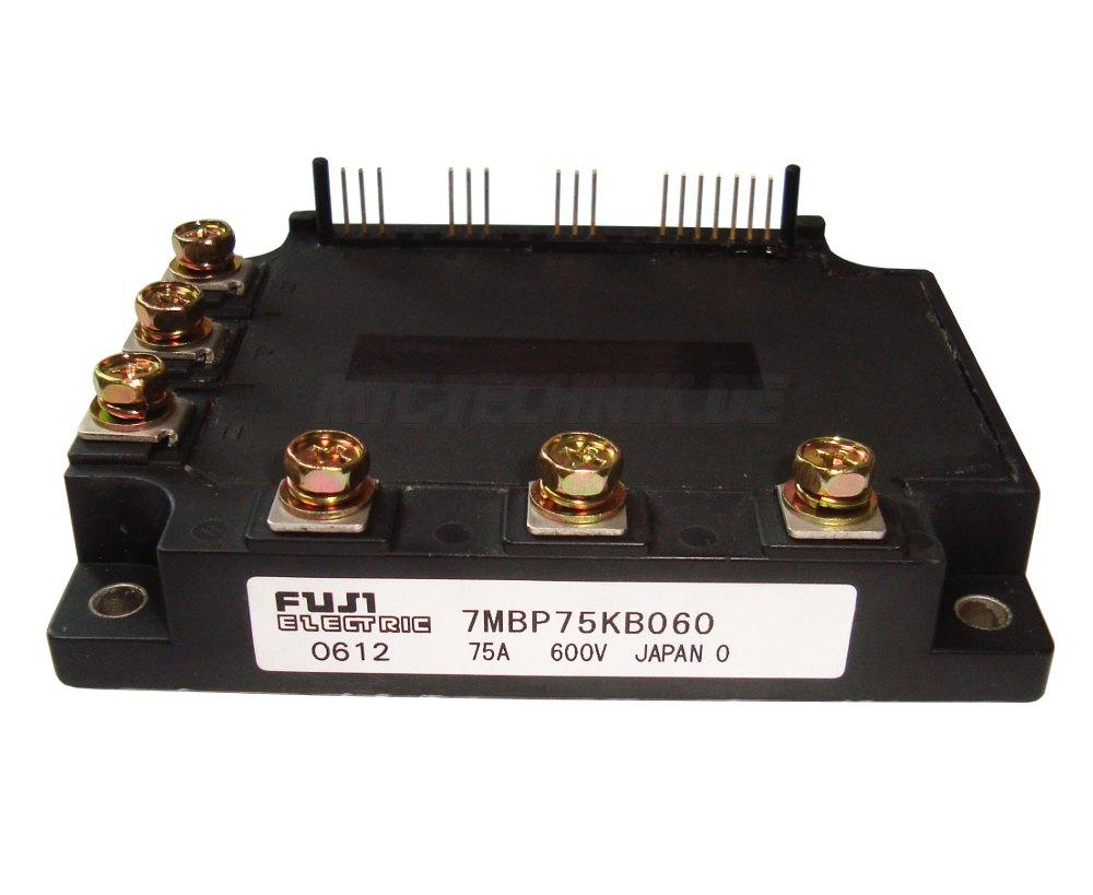 1 Fuji Leistungsmodul 7mbp75kb060 Online Handel