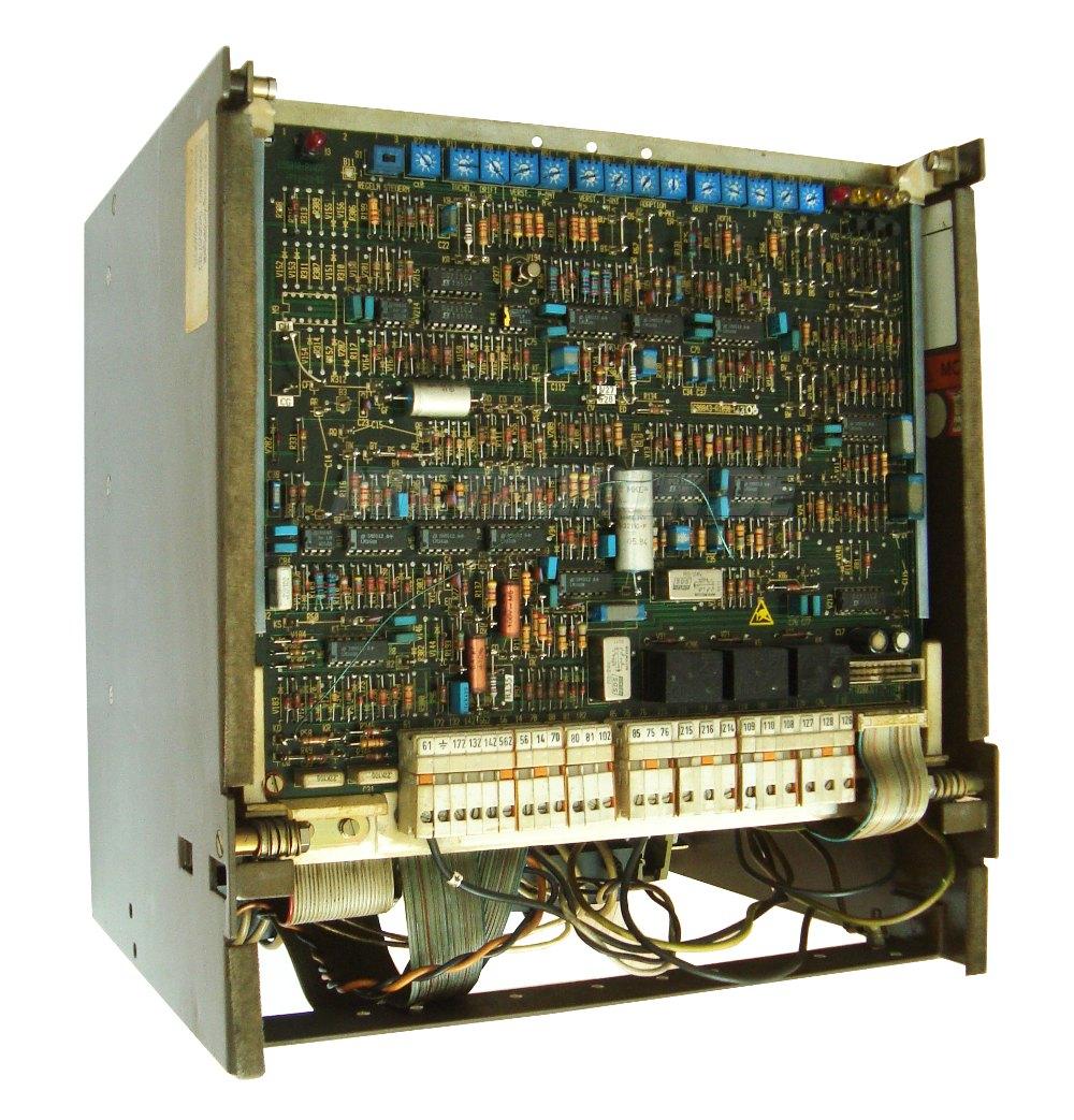 1 Siemens Simoreg-k 6ra2620-6dv57-7bf0 Verkauf Shop