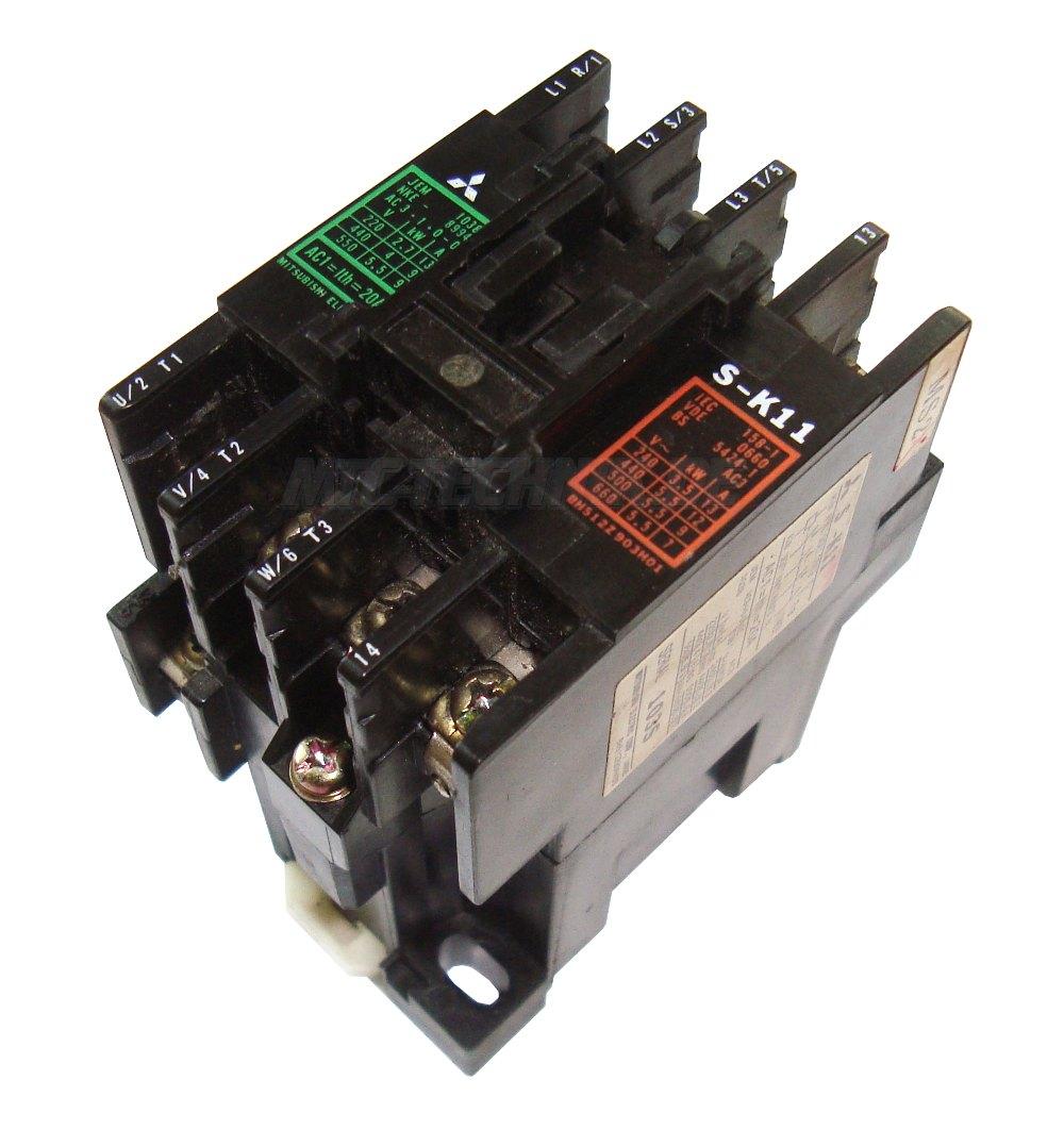 1 Mitsubishi S-k11-200 Power Relay Online Shop Deutschland