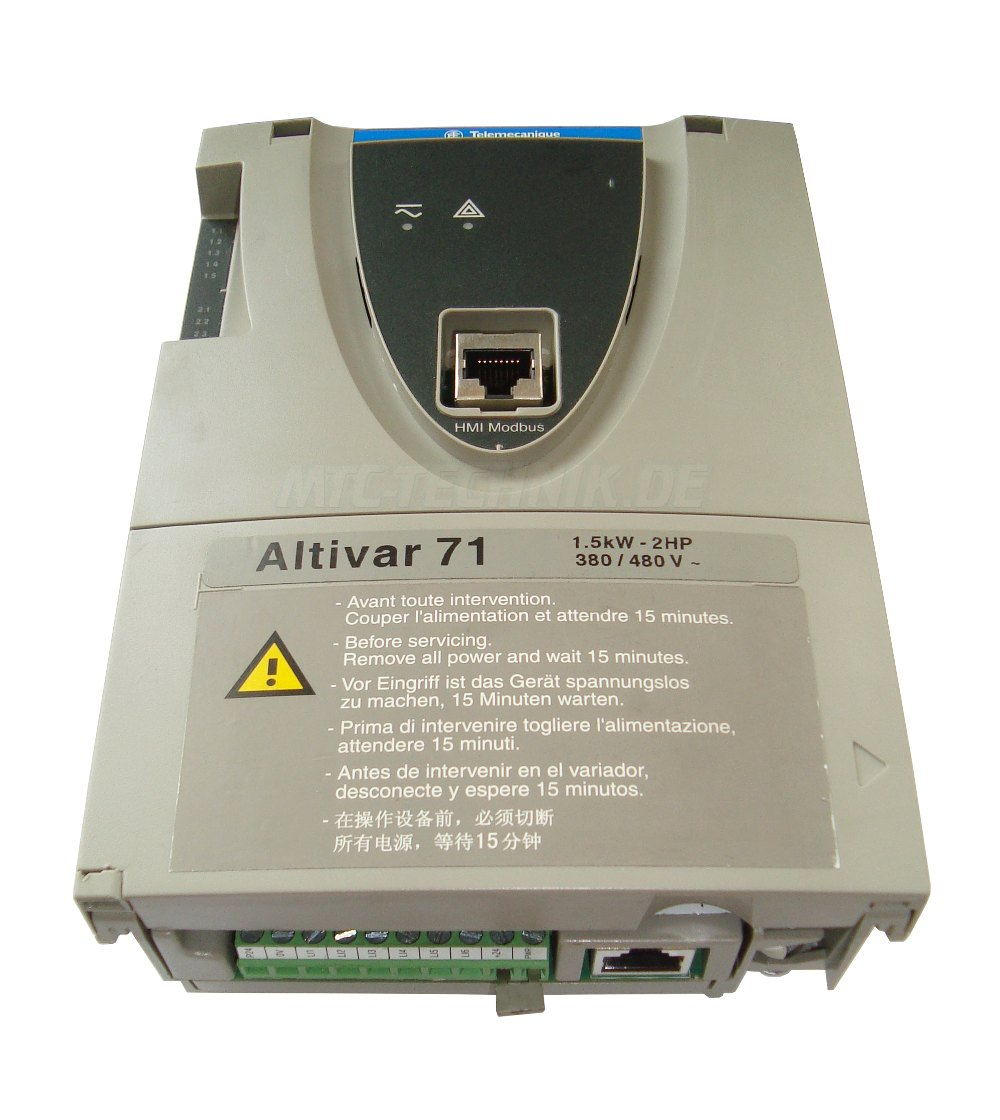 2 Altivar 71 Board Vw3a71100 Online Shop Mit Garantie