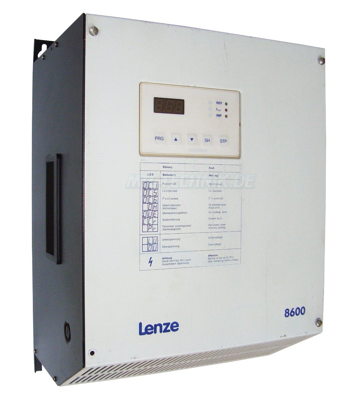 1 Online Shop Lenze 8606 E.1a.11 Frequenzumrichter