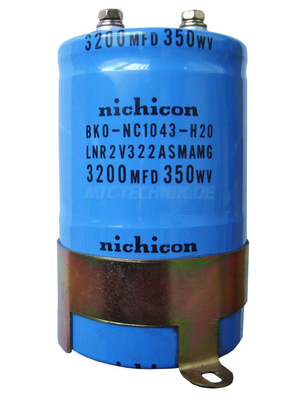 1 Nichicon Kondensator Bko-nc1043-h20 Bestellen Online