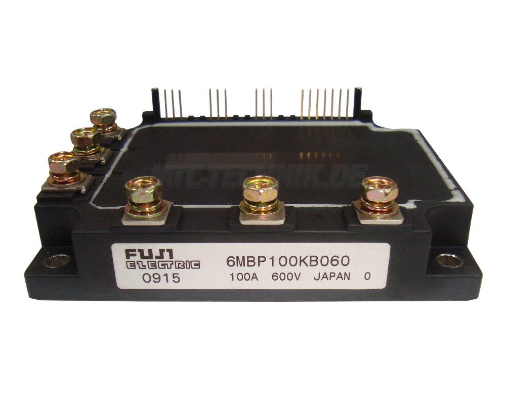 1 Fuji Electric Power Module 6mbp100kb060 Bestellen
